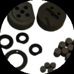 Wear Plates & Graphite Plugs